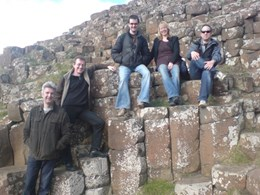 The Giant's Causeway with The Smith Quartet