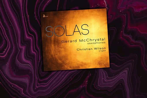 New CD 'Solas' now available!